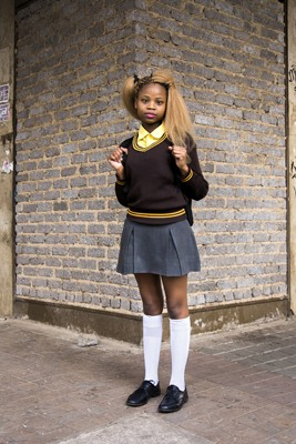 Precious, Hillbrow – Johannesburg , Masixole Ncevu, 2016